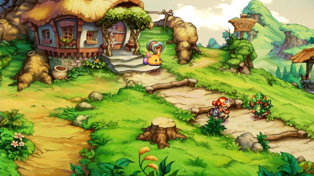『聖剣伝説 レジェンド オブ マナ』: Steam版ついにリリース